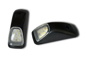 2 x CABIN 8 SMD WHITE LED MARKER LIGHT SPECIFIC TRUCK MERCEDES ACTROS ATEGO AXOR
