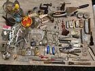 Junk+Drawer+Lot+Vintage+Padlock%E2%80%99s%2C+Bottle+Openers%2C+Tools%2C+Lighters