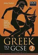 Griego a GCSE: para OCR GCSE griego clásico (9-1): parte 2 por John Taylor..