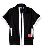 Adidas Orginals EQT Vest Black White Boys kids sizes BQ4030
