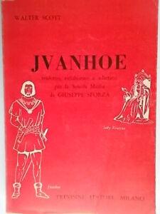 JvanhoeScott waltertrevisini 1965 storia bambini medio evo templari ivanhoe 83