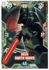 Lego Star Wars Series 2 Trading Cards Card No. 65 Evil Darth Vader