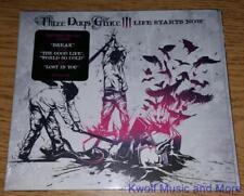 "THREE DAYS GRACE  ""Life Starts Now""    NEW  (CD, 2009)"