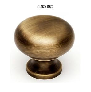 Alno A1134- AEM  1-1/4 Inch Diameter Mushroom Cabinet Knob(Lot of 6)