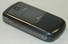 Lg Vx5600 Accolade Gray Verizon Wireless Flip Keypad Cell Phone 1.3Mp Cam 1xRtt