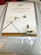 Raymond Waites Ironing Board Cover And Pad Gray And White Chevron Nip