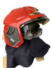 MSA Safety MSA GALLET F1 XF CLEAR VISION HELMET Rescue Fire FRSA