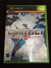 Original Xbox Game Conflict Global Storm