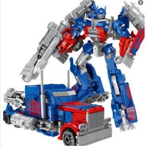 Transformers Optimus Prime Truck Bumblebee Transformation Spielzeug Kinder Neu