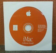 1999 Mac Macintosh iMac Software Install OS 8.5.1 CD-ROM Disc CD