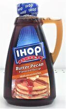 IHOP Butter Pecan Pancake Syrup 24 oz