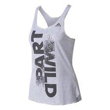 Camiseta de deporte de mujer adidas sin mangas