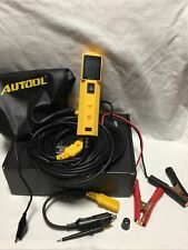 Autool Car Circuit Tester Power Probe Electrical System Diagnostic 12V/24V BT260