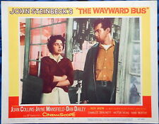 THE WAYWARD BUS MOVIE POSTER Joan Collins Lobby Card #4 1957