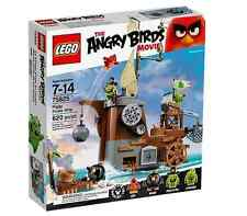 Lego Angry Birds - Piggy Pirate Ship - 75825 -  AU Stock In Hand
