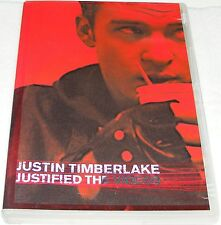 JUSTIN TIMBERLAKE Justified The videos ---(Dvd)