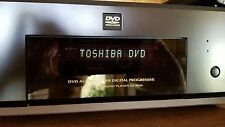 Rare Toshiba SD-9200 HDCD DVD CD Player Transport Audio/Video Player Dolby DTS