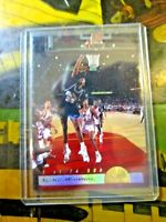 1993 CLASSIC EX+ #LP10 NBA BASKETBALL CARD ALONZO MOURNING ROOKIE DRAFT PICK RC~