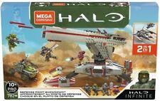 Halo Infinite Defense Point Showdown (Gnb27) 782 pcs Mega Construx Rare! Lqqk!