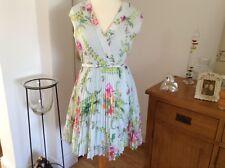 Beautiful Ted Baker Dress Size 2 Size 12