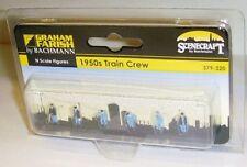 Graham Farish Scenecraft 379-320 1950s Train Crew (N Gauge) Figures
