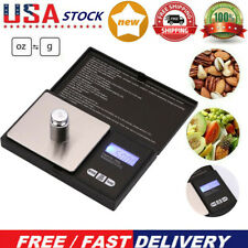 500G Stainless Steel Digital LCD Electronic Kitchen Cooking Food Weighing Scale