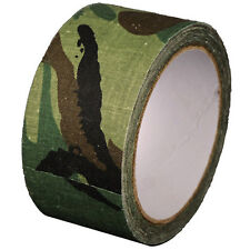 746|Camouflage Ruban Adhesif-Militaire-Wrap-Tissu-Bande Tissé Armée-Jungle-10 M