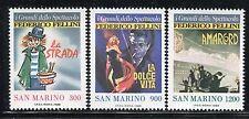 SAN MARINO 1988 FELLINI-FILMS POSTERS/MOVIE/CINEMA/AMARCORD/LA DOLCE VITA  MNH