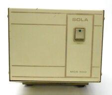 SOLA GENERAL SIGNAL MINI/MICRO COMPUTER REGULATOR 63-13-150-05, 4.17A, 120VAC