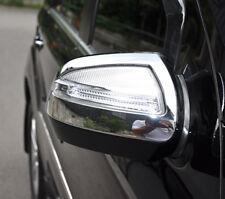 Mercedes Benz Clase Ml 4 Puertas Suv W164 Nuevo Chrome Puerta Espejo Adornos 2008 - 2011