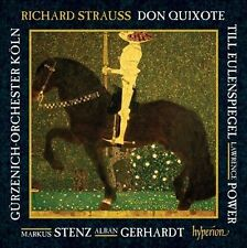 Richard Strauss: Don Quixote; Till Eulenspiegel (CD, 2013, Hyperion) new