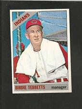 1966 Topps # 552 Birdie Tebbetts NM-MT