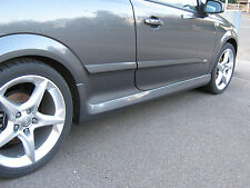 VAUXHALL  ASTRA  H   Mk5    SIDE SKIRTS