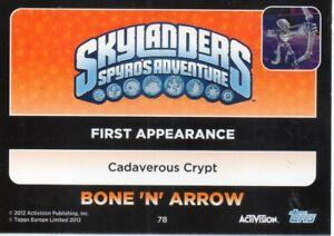 Skylander Giants Trading Cards - Enemies 78 - 108