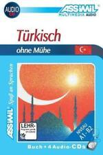 ASSiMiL Türkisch ohne Mühe von Gönen Güzey und Dominique Halbout (2003, Gebundene Ausgabe)