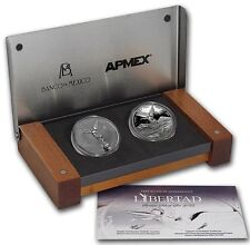 2015 LIBERTAD SPECIAL SILVER SET ONLY 500 MINTED!! SET #4!! PROOF/ REVERSE PROOF