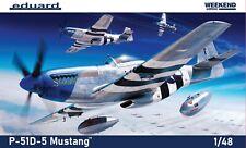 Eduard 84172 P-51d-5 Mustang In 1 48