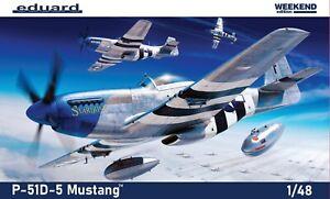 EDUARD 84172 P-51D-5 Mustang™ in 1:48