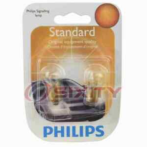 Philips High Beam Indicator Light Bulb for Chevrolet Corvair 1965-1969 ox