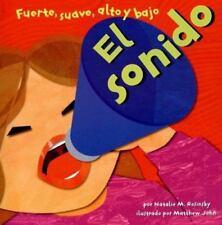 Ciencia Asombrosa: El Sonido : Fuerte, Suave, Alto y Bajo by Natalie M....