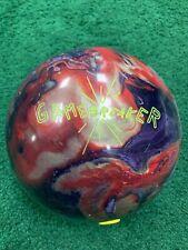 Ebonite Gamebreaker Bowling Ball RARE Limited Release 15 lb