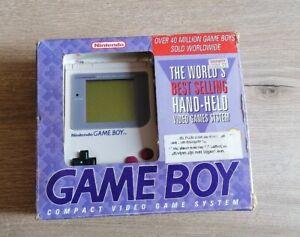 Console Pack Nintendo Game Boy GameBoy  FAT en boite in Box