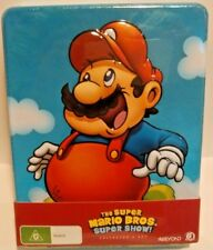 Super Mario Bros Collector's Set DVD (6 Discs) - Tin Case - Region 4