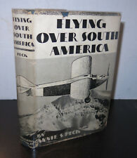 Flying Over South America 1932 HB/DJ Aviation History Photographs Scarce