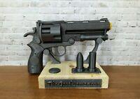 Hellboy Good Samaritan Full size cosplay revolver pistol gun prop 1:1 kit