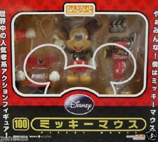 Used Good Smile Company Nendoroid 100 Mickey Mouse ABS&PVC From Japan