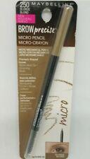 Maybelline Eye Studio Brow Precise Micro Pencil 0.002 oz - blonde Authentic NIB