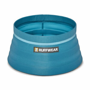 Ruffwear Bivy Travel Waterproof Collapsable Food and Water Bowl