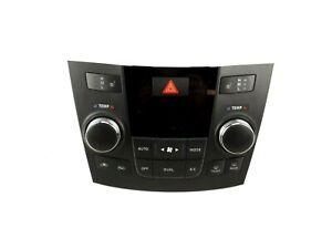 Suzuki Kizashi 2010-2015 Heater Control Panel 39510-57L60 Ref 06