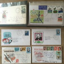 AUSTRALIA FDC Annual - 80+ 1957-77 Great Collection!